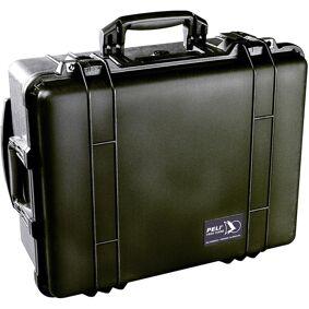 Peli™ 1560 Uten Skum, Sort Vanntett Og Uknuselig Utstyrskoffert