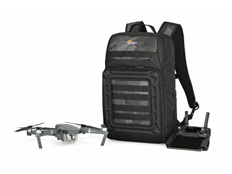 Lowepro Droneguard BP 250 Sort/Fraktal