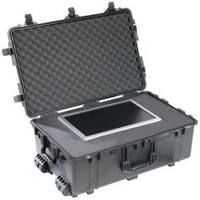 Peli™ 1650 Med Skum, Sort Vanntett Og Uknuselig Utstyrskoffert