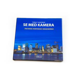 Sony Ericsson med kamera av Toralf Sandåker Hvordan bli en bedre fotograf?