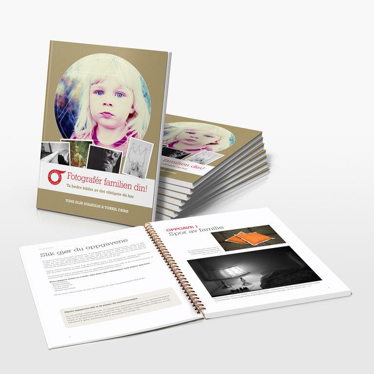 Kairos Workshops Fotografér familien din Workshopbok