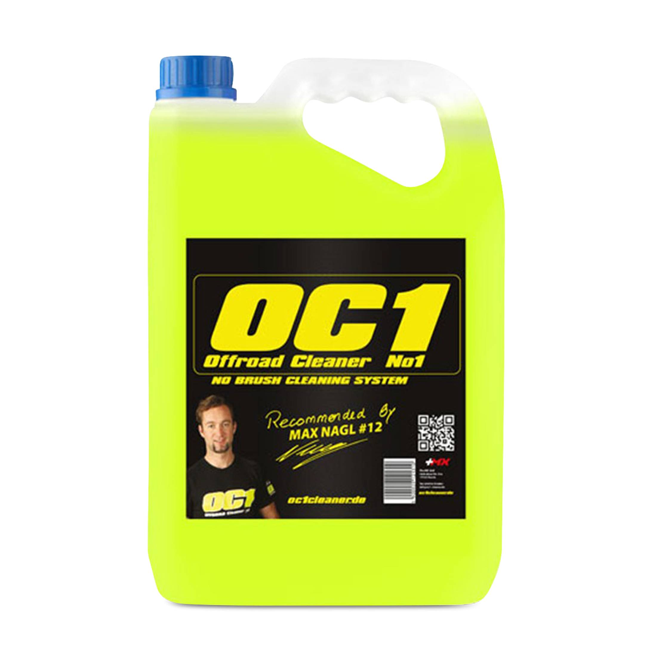 OC1 Rengjøringsmiddel OC1 MC/MX 5L