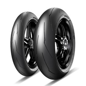 Pirelli Framdekk Pirelli Diablo Supercorsa MC-Dekk oransje