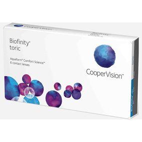 Biofinity Toric 6 Stk   unisex