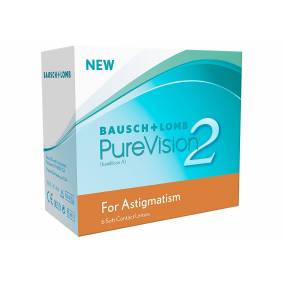 Purevision 2 Hd For Astigmatism 6 Stk