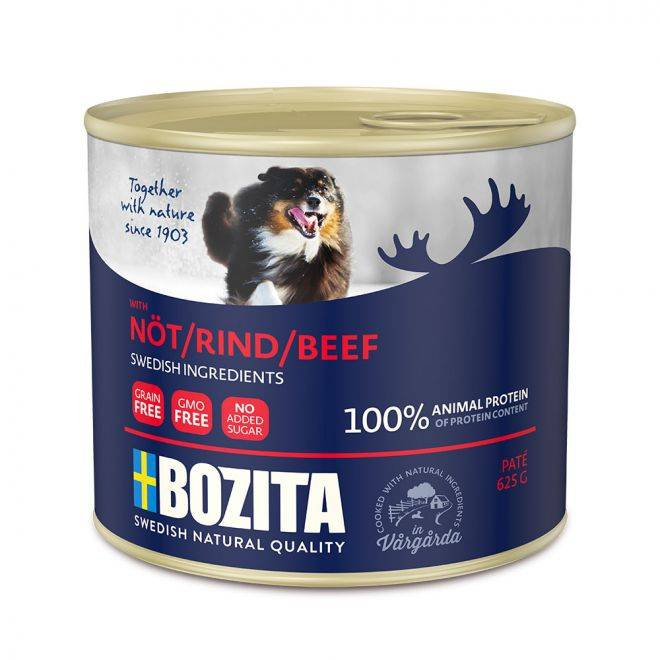 Bozita Biff Paté 625 g