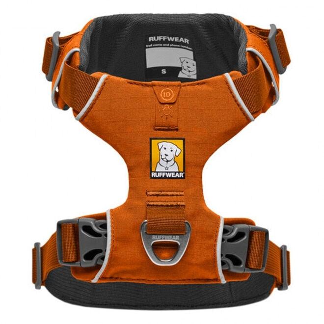 RuffWear Front Range Hundesele Oransje (XS)
