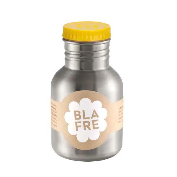 Blafre Stålflaske Til Barn 300 Ml. Mørk Gul
