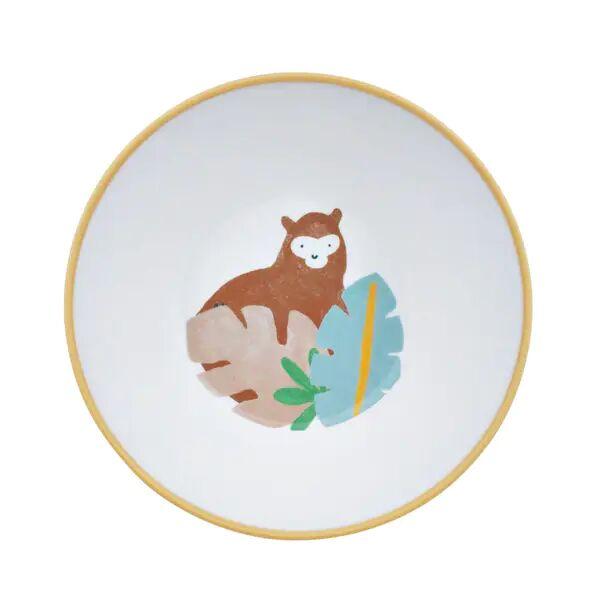 Sebra Dyp Tallerken Til Barn, Wildlife
