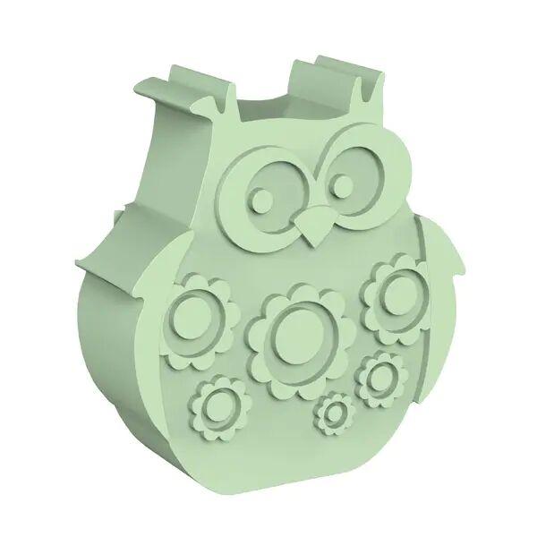 Blafre Uglematboks I Plast Med To Rom, Mintgrønn