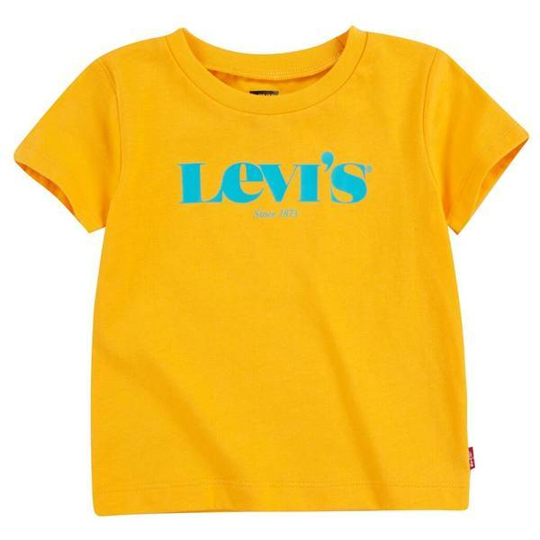 Levis Graphic T-Skjorte Til Barn, Gul