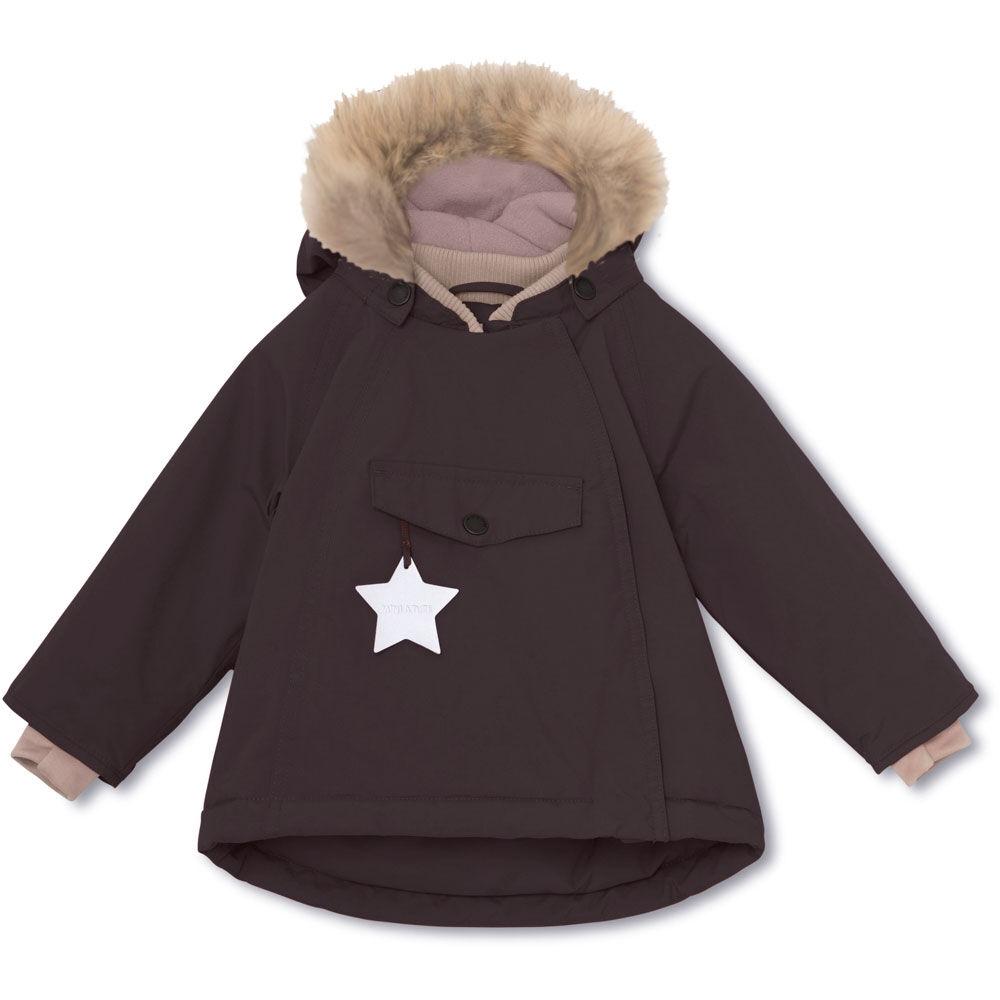 Mini A Ture Wang vinterjakke til barn, grå
