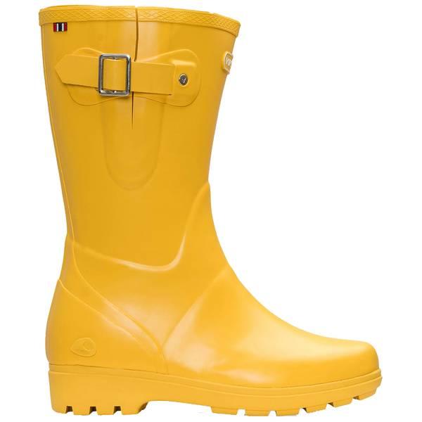 Viking Mira Gummistøvler Til Barn, Yellow