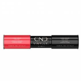 CND Vinylux 2 in 1 Lobster Roll