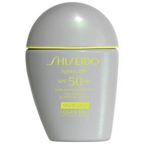 Shiseido Sports SPF50+ BB Cream 30ml (Various Shades) - Very Dark