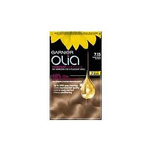 Garnier Olia Permanent Hair Dye (Various Shades) - 7.13 Dark Beige Blonde
