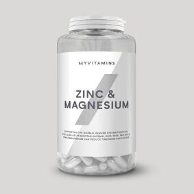 Myvitamins Sink & Magnesium - 270kapsler