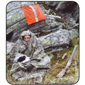 Fjellduken Original Fjellkamuflasje, Jerven varmeduk