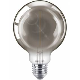 Philips LED-lyspære LED classic 15W G93 E27 smoky ND SRT4 E27