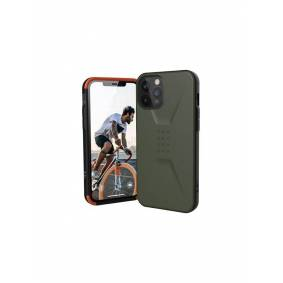 UAG Rugged Case for iPhone 12 Pro Max 5G [6.7-inch] - Civilian Olive