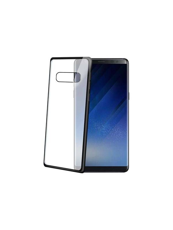 CELLY Samsung Galaxy Note8 Cover - Transparant