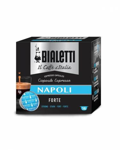 Bialetti 16 Espresso Capsules NA...
