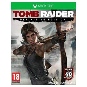 Square Enix Tomb Raider: Definitive Edition - Microsoft Xbox One - Action/Adventure