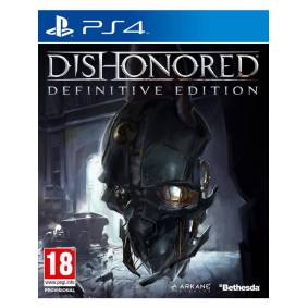 Bethesda Softworks Dishonored - Definitive Edition - Sony PlayStation 4 - FPS