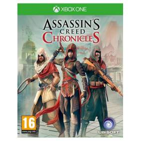 Ubisoft Assassin's Creed: Chronicles - Microsoft Xbox One - Action