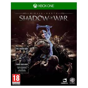 Warner Bros. Middle-earth Shadow of War - Microsoft Xbox One - Action