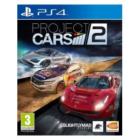 Bandai Namco Project Cars 2 - Sony PlayStation 4 - Racing