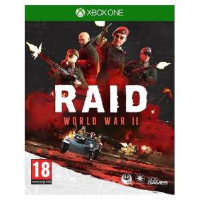2722289 Raid: World War II - Microsoft Xbox One - FPS