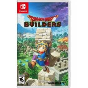 Square Enix Dragon Quest Builders - Nintendo Switch - RPG