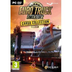 Excalibur Euro Truck Simulator 2 Expansion: Cargo Collection Add-on - Windows - Simulator