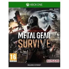 Konami Metal Gear Survive - Microsoft Xbox One - Action