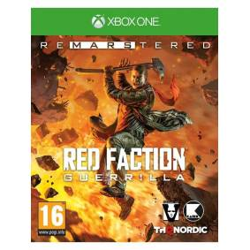 THQ Red Faction: Guerrilla Remastered - Microsoft Xbox One - Action