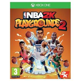 2K Games NBA 2K Playgrounds 2 - Microsoft Xbox One - Sport