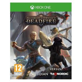 THQ Pillars of Eternity II: Deadfire - Microsoft Xbox One - RPG
