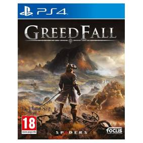 Focus Home Interactive Greedfall - Sony PlayStation 4 - RPG