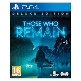 Wired Production Those Who Remain - Deluxe Edition - Sony PlayStation 4 - Eventyr