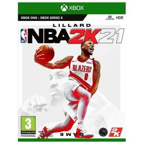 2K Games NBA 2K21 - Microsoft Xbox One - Sport