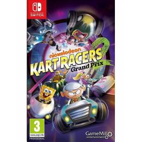 Maximum Games Nickelodeon Kart Racers 2: Grand Prix - Nintendo Switch - Racing