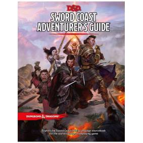 Dungeons & Dragons 5th Ed. Sword Coast Advanced Guide