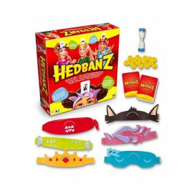 Games Original Headbanz Nordic