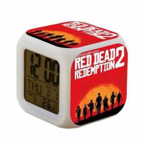 eStore Red Dead Redemption Digital Vekkerklokke - Nr. 1