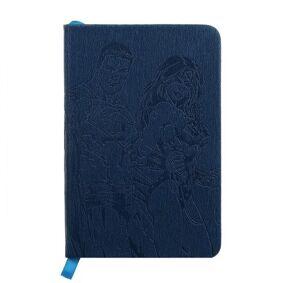 DC Comics Premium A6 Pocket Notatbok - Justice League