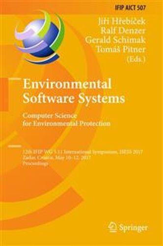 Environmental Software Systems. ...