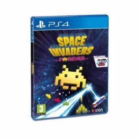 Sony Space Invaders Forever