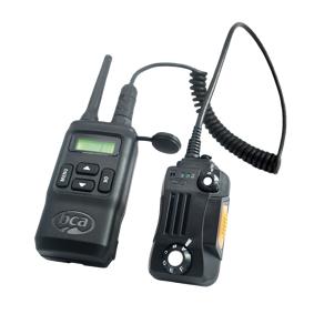 BCA Radio Walkie talkie BC Link 20/21, sikkerhetsradio