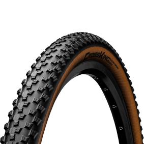 Continental Tire Cross King RaceSport Berstein 29x2.20 55-622 Black Brown